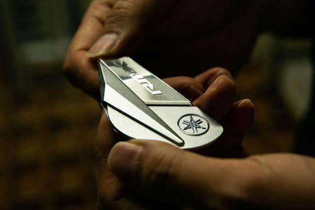 画像: ヤマハのクラブの特長でもある打感や打音はそのままにRMX120アイアンを完成させた