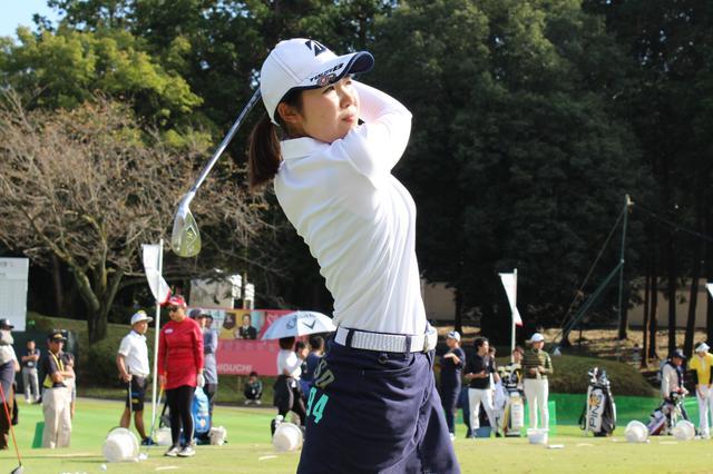 画像: 「樋口久子 三菱電機レディスゴルフトーナメント」がプロ初戦となった古江彩佳
