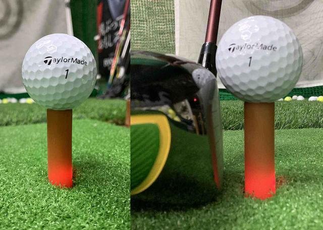 画像: 女子プロの平均は3.54センチ。ティの高さでドライバーの飛距離は変わるか実験してみた - みんなのゴルフダイジェスト