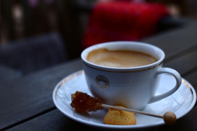 画像: 食後にコーヒーを飲んで、集中力をアップさせよう(撮影/三木崇徳)