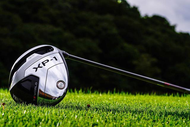画像: 本間ゴルフ「T//WORLD XP-1」は45.25インチの短尺シャフトを採用し、ミート率を高めたドライバー(撮影/三木崇徳)