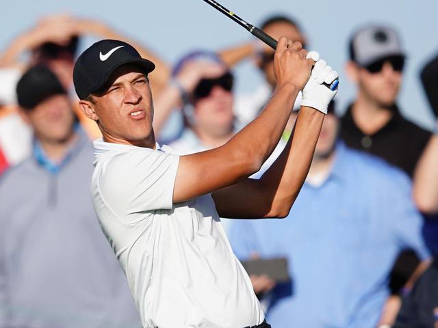 画像: 昨年下部ツアーから昇格し、現在PGAツアー通算2勝のキャメロン・チャンプ(写真は2019年のウェイストマネジメントフェニックスオープン 撮影/姉崎正)