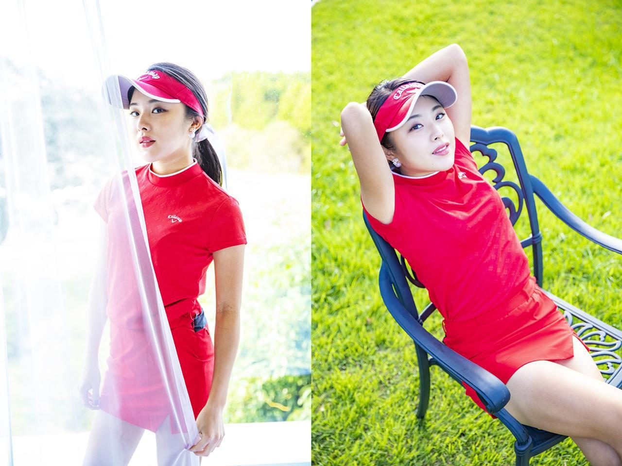 画像: 4歳からゴルフを始めたという野田すみれ。現在日本女子大学に在学中で、ゴルフでも活躍を見せている