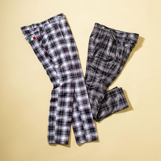 画像: 防風・保温・ストレッチの三拍子そろった優秀パンツ