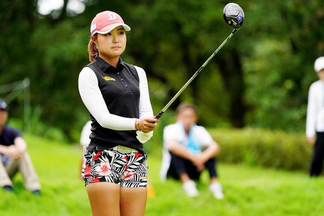 画像: ゴルフ5レディスプロゴルフトーナメントでは単独4位と好成績を残した高橋(写真は2019年の撮影/岡沢裕行)