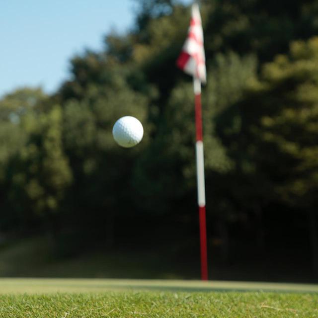 画像: リスクをとってピンぎりぎりを狙っていく、プロのゴルフは魅力的だが……(撮影/小林司)