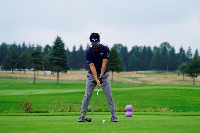 画像: 1番目の画像 - セガサミーカップで見せた石川遼のドライバー連続写真 - みんなのゴルフダイジェスト