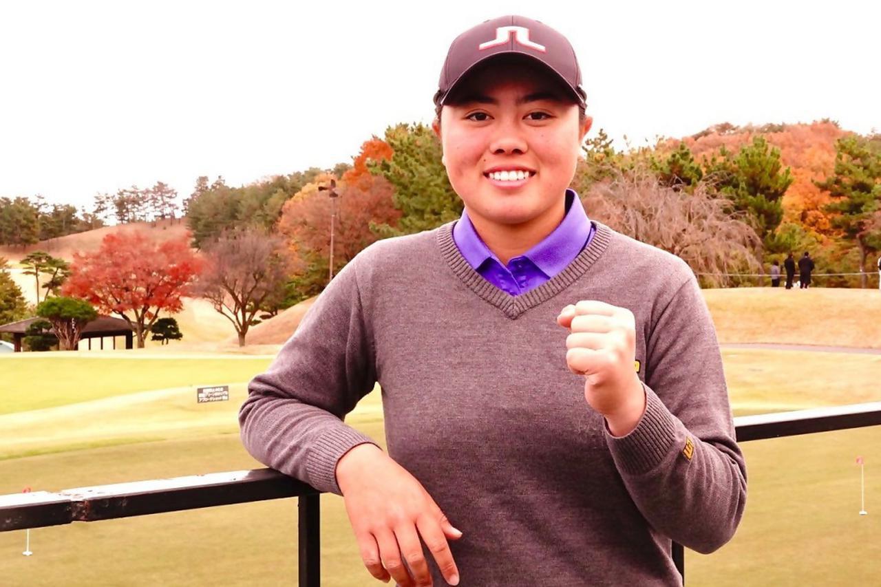 画像: 笹生優花は最終日69と好スコアを出し、28位に入った