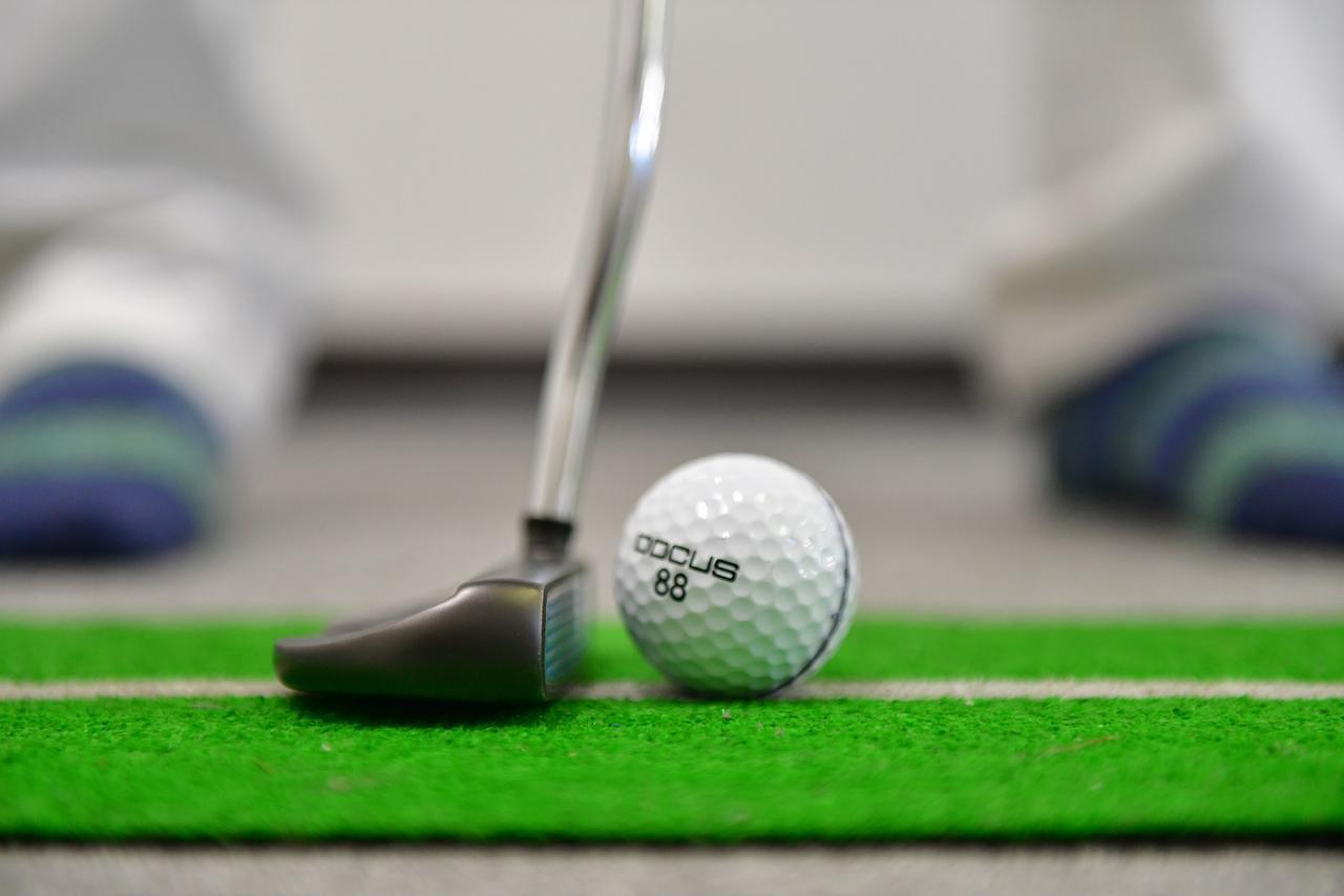 画像: 冬にスコアアップを目指す! ギアオタクが考える「家でできる」飽きないパッティング練習とは? - みんなのゴルフダイジェスト