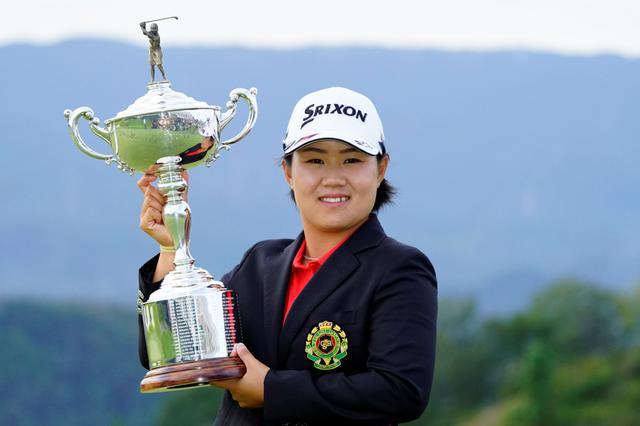 画像: 弱冠20歳ながら、過去4年で3勝。近年の「日本女子オープン」は畑岡の独壇場となっている(写真は2019年の日本女子オープン 撮影/岡沢裕行)