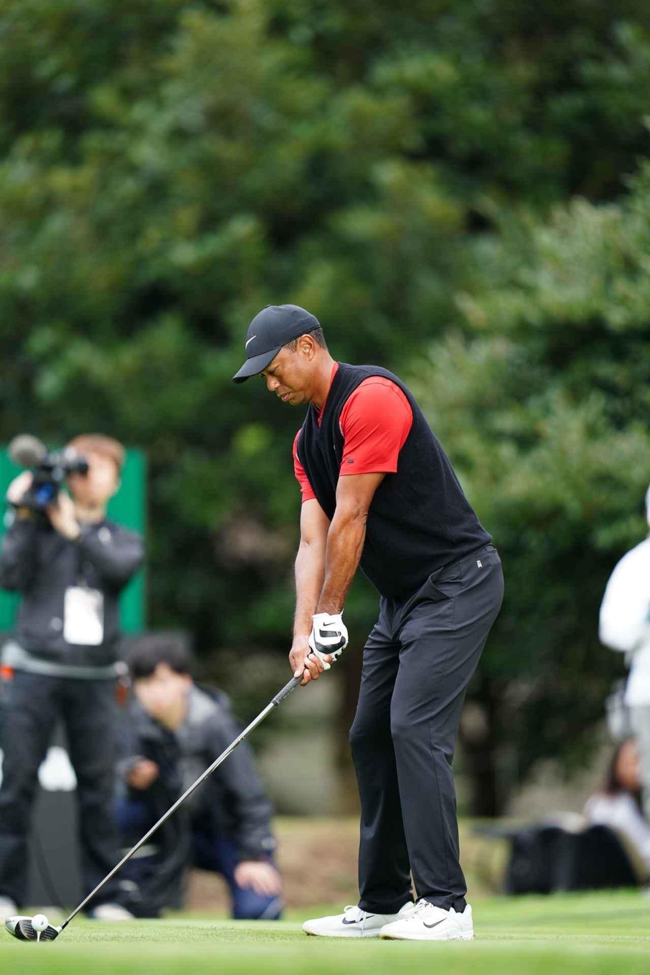 画像: 1番目の画像 - ツアー82勝!タイガー・ウッズのドライバー連続写真 - みんなのゴルフダイジェスト