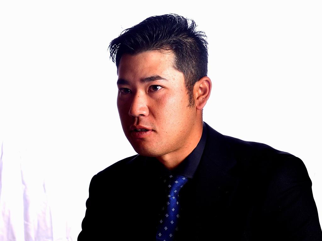 画像: 12月某日、月刊編集部のロングインタビューに応じてくれた松山英樹(撮影/有原裕晶)