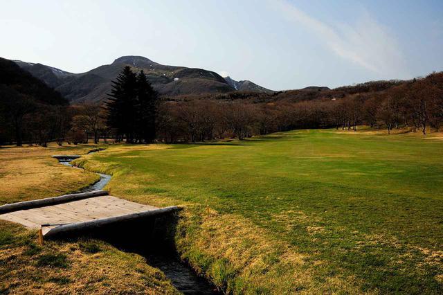 画像: 那須ゴルフ倶楽部。18H・6548Y・P72(撮影/横山博昭)