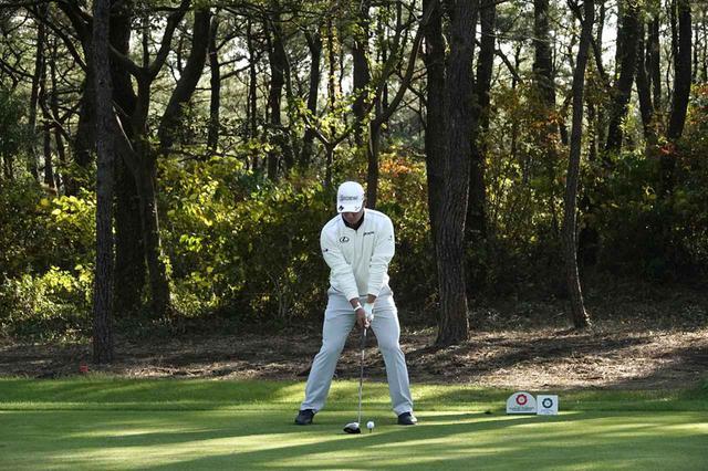 画像: 1番目の画像 - 松山英樹のドライバー連続写真 - みんなのゴルフダイジェスト