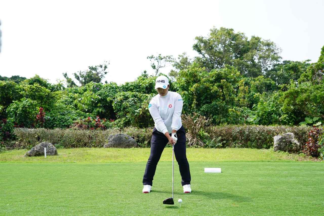 画像: 1番目の画像 - 鈴木愛のドライバー連続写真 - みんなのゴルフダイジェスト