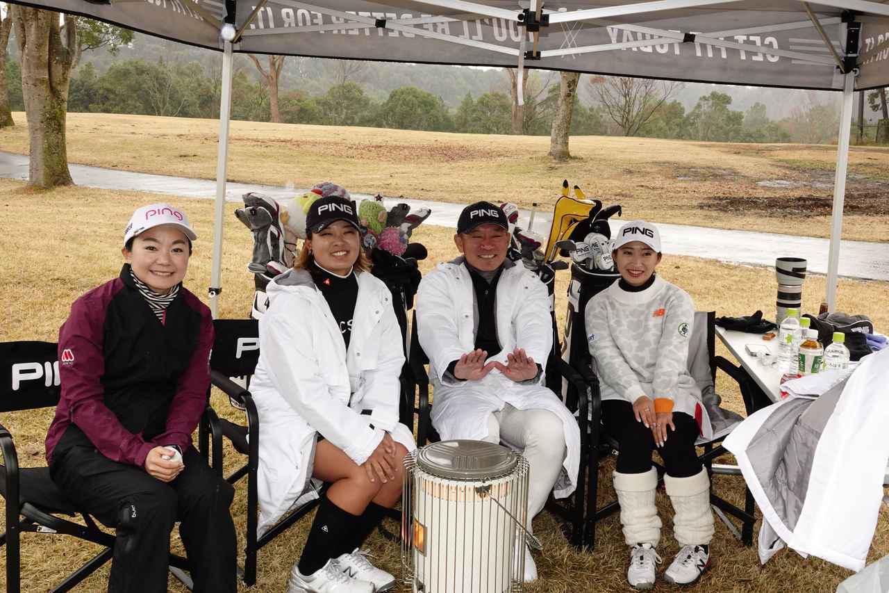 画像: ピンが開催したプロとファンの交流イベント「CLUB PIN CUP」で、鈴木愛が2018-19シーズンについて語ってくれた