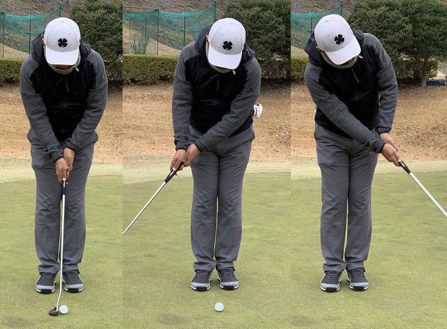 画像: 「ロングパットは狭いスタンスが合う」は本当か!? 雑誌のレッスンをゴルフバカが試してみた - みんなのゴルフダイジェスト