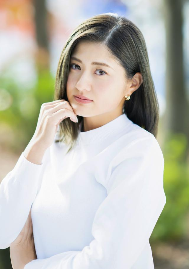 画像: 「好きなプロゴルファーは、成田美寿々選手です」