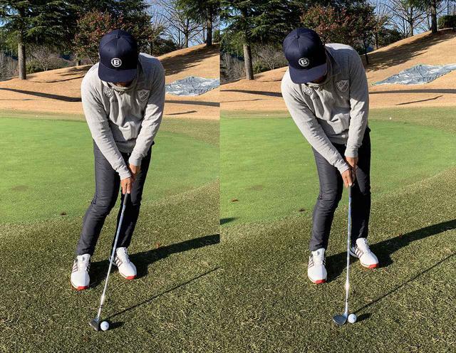 画像: 右肩に気を付けて練習してみてくださいね