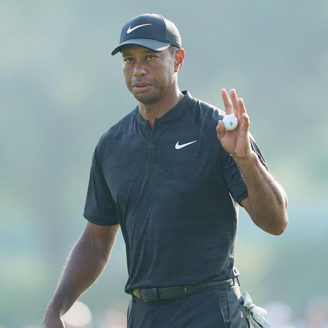 画像: クラブだけでなくタイガーが愛用する「ブリヂストン ツアーB XS」も影響が大きかった(写真は2019年の全米プロゴルフ選手権 撮影/姉崎正)