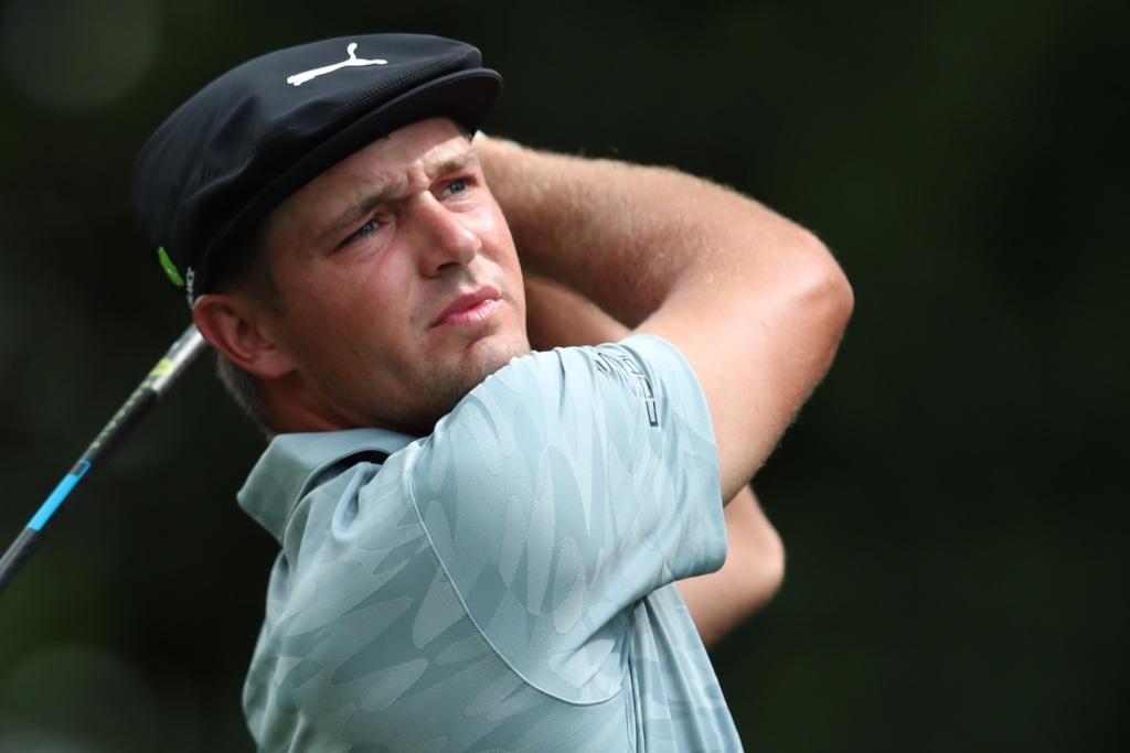 """画像: ゴルフの科学者ことブライソン・デシャンボー。""""マッチョ化""""して飛距離アップに成功している!?(写真は2019年のマスターズ 撮影/姉崎正)"""