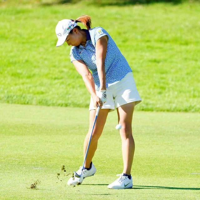 全英女王・渋野日向子を中心とした若い選手が活躍している(写真は2019年の日本女子プロゴルフ選手権 撮影/岡沢裕行)
