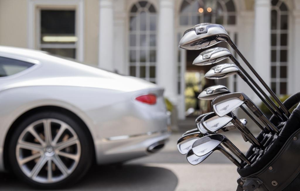 画像: イギリスの高級車「ベントレー」からゴルフクラブが発売された。値段は99万6600円からと高額だ。