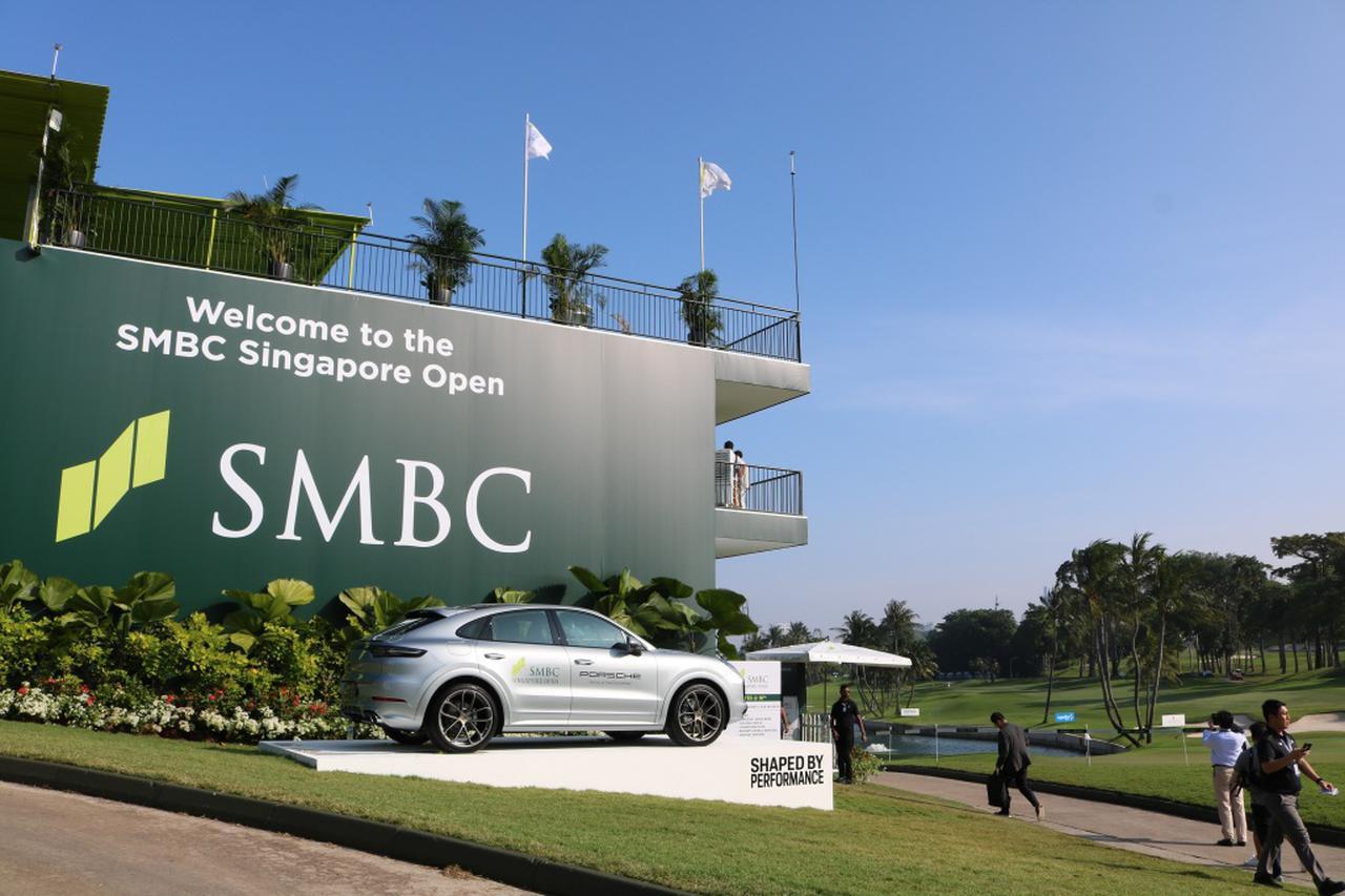 画像: SMBCシンガポールオープンはマット・ク―チャーが勝利し、幕を閉じた