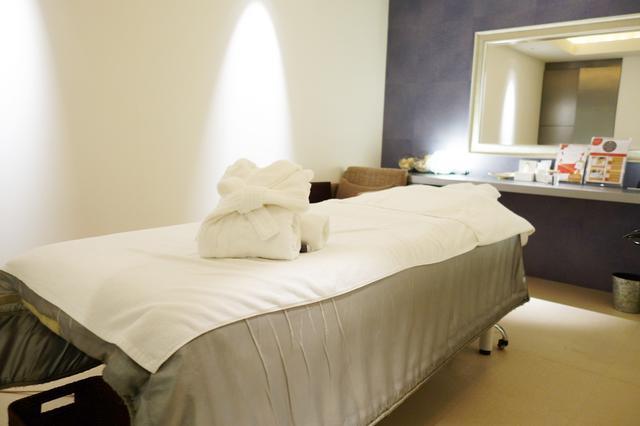 画像: 全室個室、シャワールーム付きというところも魅力のひとつですよね