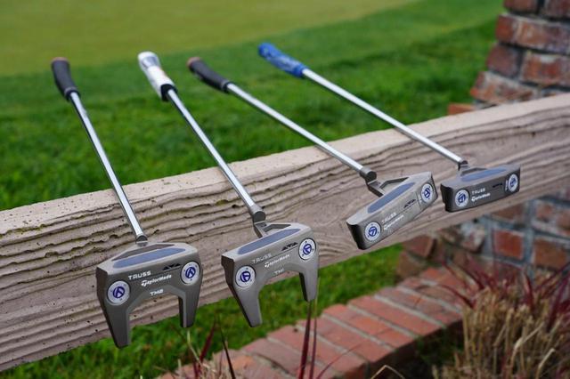 画像: ヘッドタイプとネック形状の組み合わせで全4モデルをラインナップ