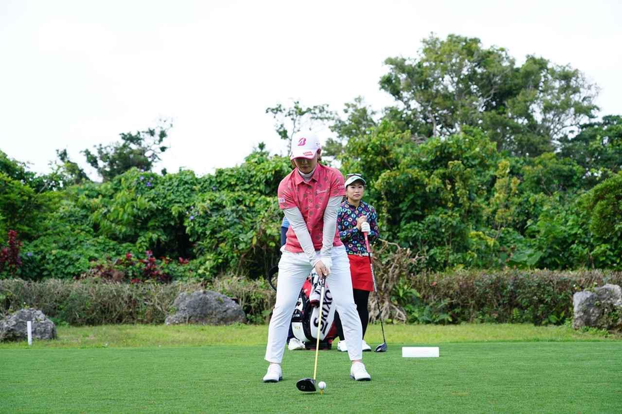 画像: 1番目の画像 - 蛭田みな美のドライバー連続写真 - みんなのゴルフダイジェスト
