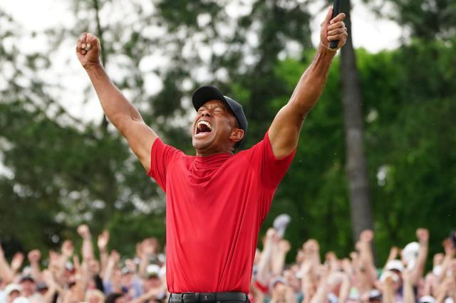 画像: 1997年にマスターズで初優勝を挙げ、22年後再び勝利を掴んだ(写真は2019年のマスターズ 撮影/姉崎正)
