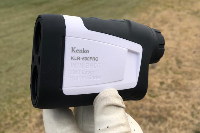 画像: ケンコー・トキナーのレーザーレンジファインダー「KLR-600PRO」