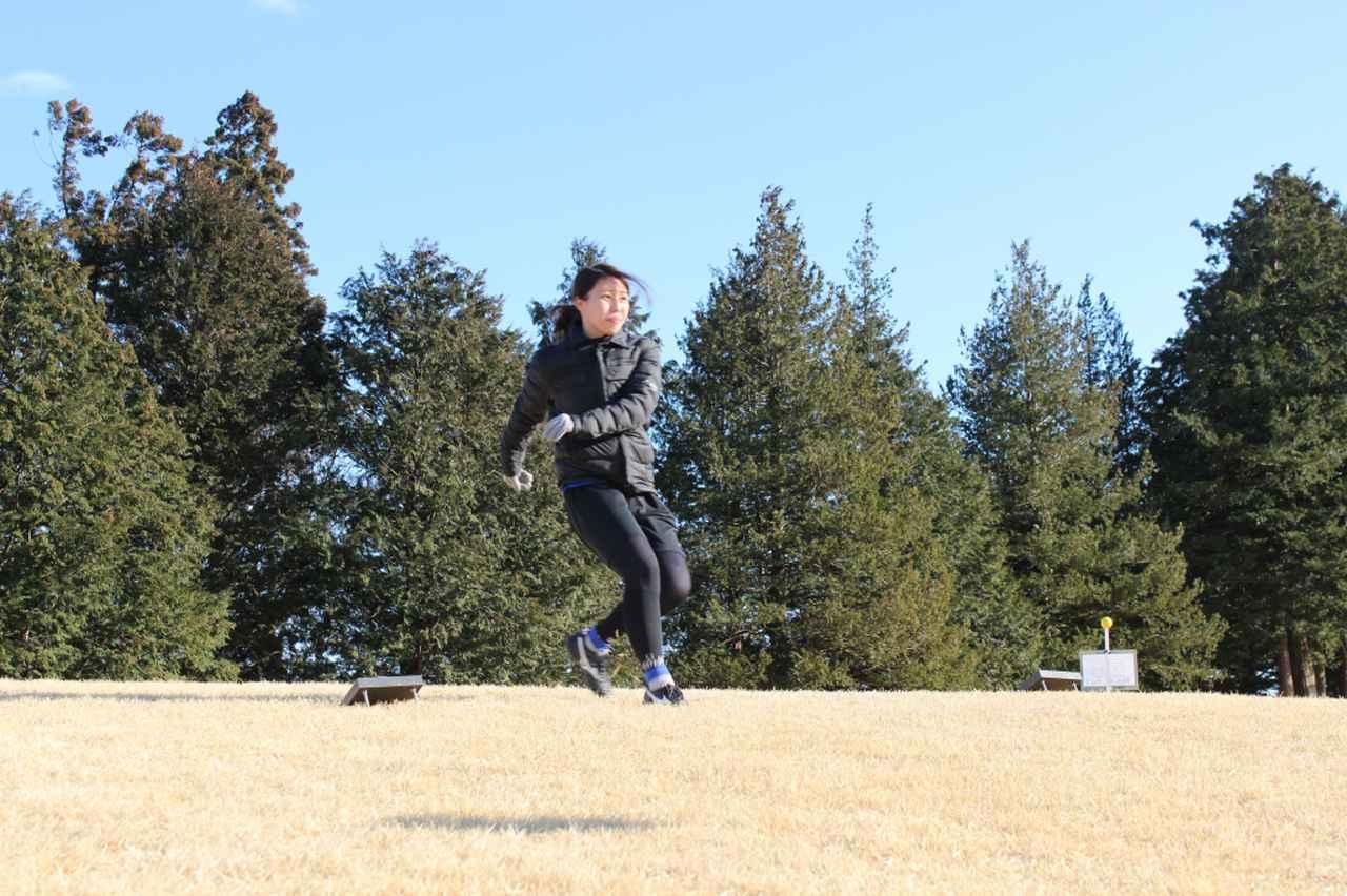 Images : 6番目の画像 - フットゴルフのアジア女王!前田春香さんのティーキック - みんなのゴルフダイジェスト