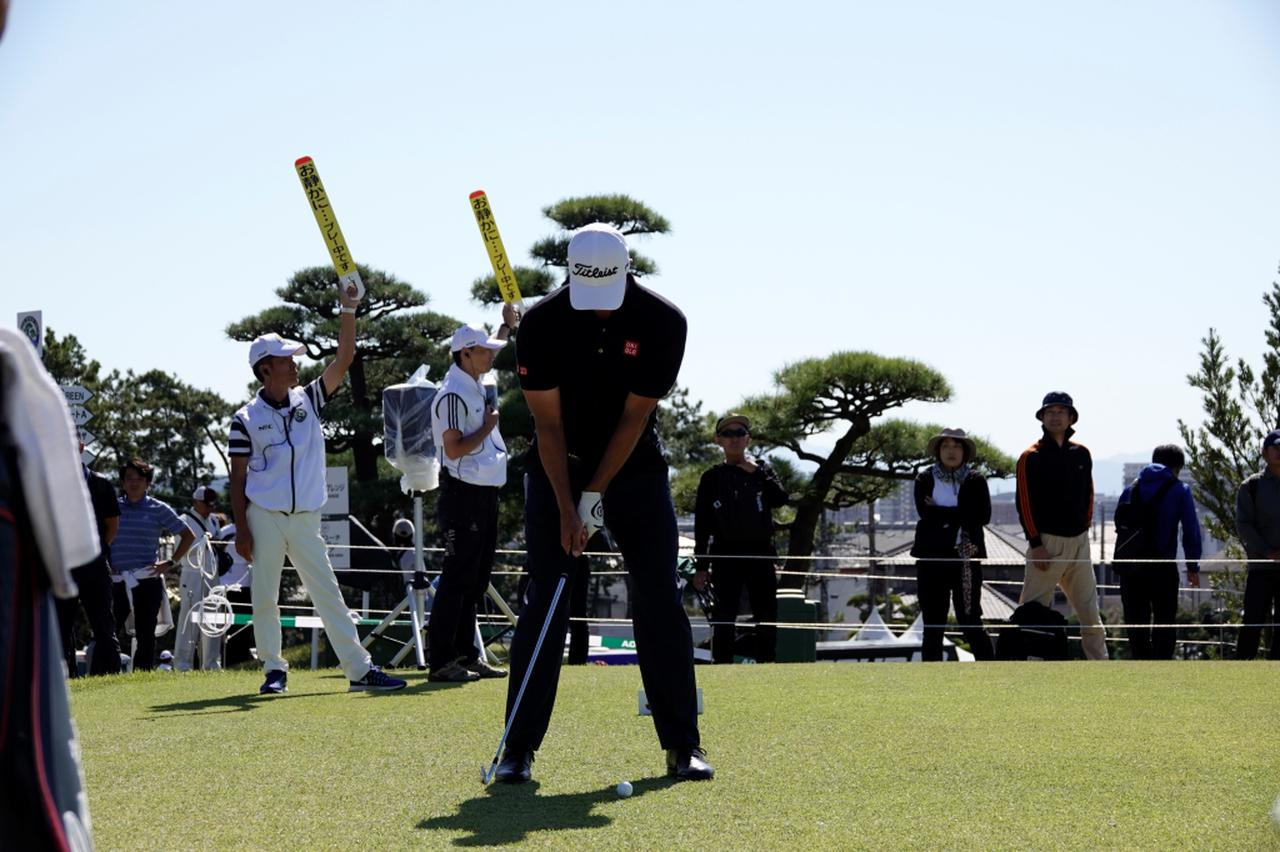 Images : 1番目の画像 - 4年ぶりの勝利! アダム・スコットのアイアン連続写真 - みんなのゴルフダイジェスト