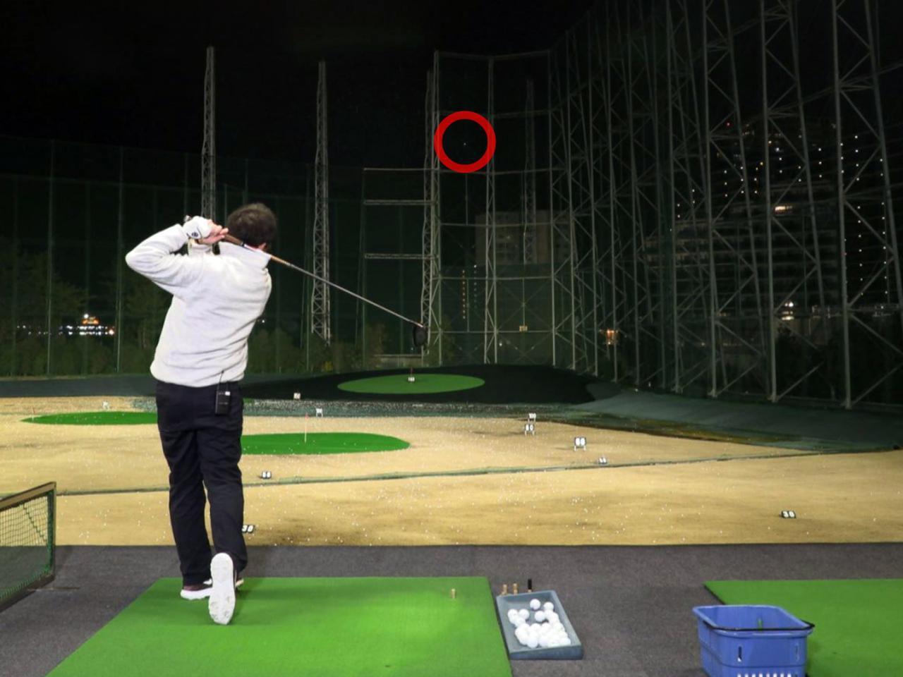 画像: マーベリックSUB ZEROは、フックを打とうとしてほぼ真っすぐの弾道になるくらい「左にいかない」