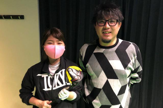 画像: 新人記者・S子が「飛距離アップ請負人」の異名を持つプロゴルファー・吉田一尊の元へ行ってきました!