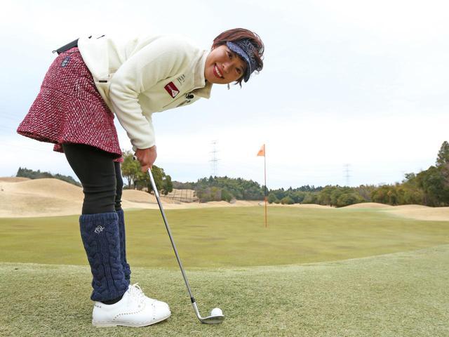画像: 美女プロ・小澤美奈瀬が「10ヤード未満のウェッジアプローチ」を伝授!