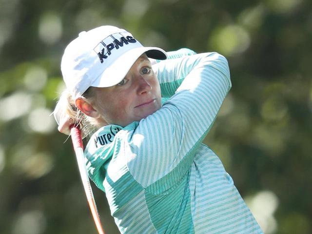 画像: 自身の出産経験から、制度の不備を感じていたというテイシー・ルイス。そんな彼女への全米ゴルフ協会の対応は……?(写真は2017年のTOTOジャパンクラシック 撮影/姉崎正)