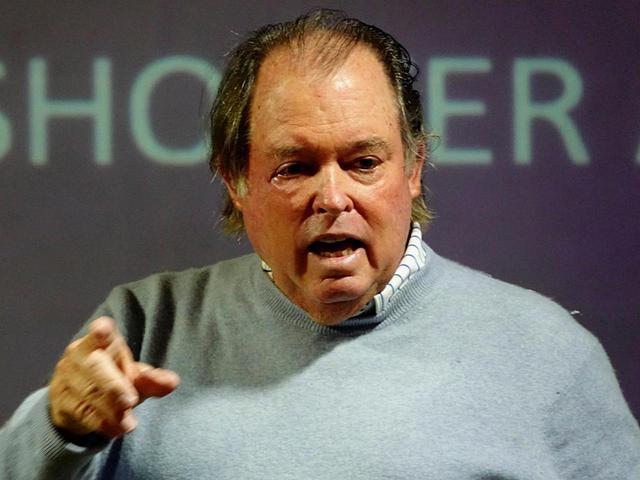 画像: 「バイオスウィングダイナミクス」理論を提唱し、世界中のコーチ、ゴルファーを指導するマイク・アダムス
