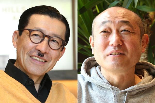画像: 岩井ジョニ男(左)とやす(右)が、ゴルフへの愛を語りつくす!