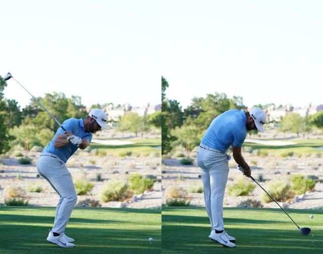 """画像: 「マシュー・ウルフのスウィングは""""超飛距離特化型""""です」内藤雄士が語るゴルフスウィング理論vol.2 - みんなのゴルフダイジェスト"""