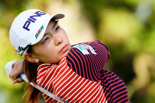 画像: 渋野日向子もオリンピック出場という目標に向け、練習とトレーニングを重ねている(写真は2019年の LPGAツアーチャンピオンシップリコーカップ 撮影/岡沢裕行)