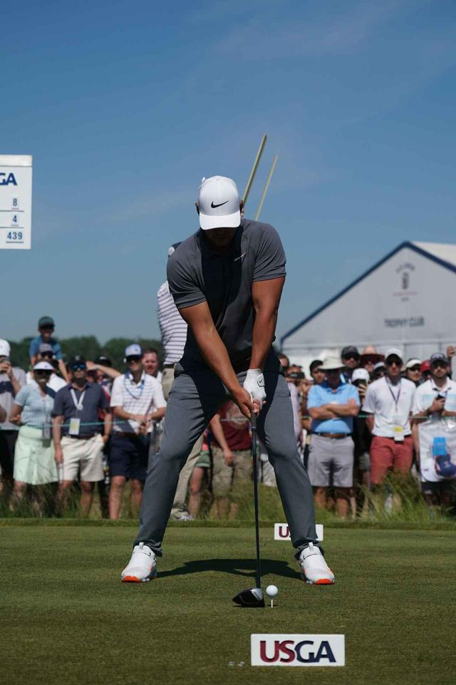 画像: 1番目の画像 - ブルックス・ケプカのドライバー連続写真 - みんなのゴルフダイジェスト