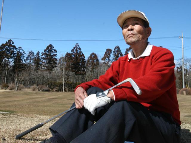 画像: 1921年に生まれ、2019年に惜しまれつつこの世を去った小針。その暖かい人柄で、多くのゴルファーに敬愛された