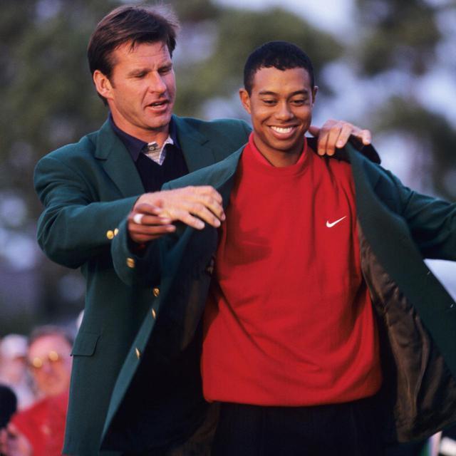 画像: 第一位に輝いたのはタイガーがメジャー初優勝した1997年