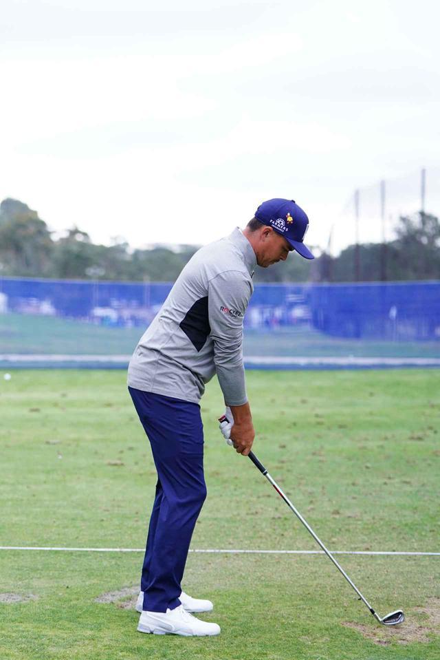 画像: 1番目の画像 - リッキー・ファウラーの最新アイアン連続写真 - みんなのゴルフダイジェスト
