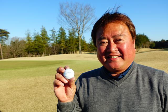 画像: シャフトメーカー「シンカグラファイト」の辻垣内柾好さんはタイトリスト「AVX」を選んだ