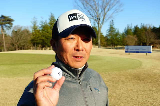 画像: 飛距離が自慢のアスリートゴルファー大野祐明さんはブリヂストン「ツアーB XS」を選ぶ