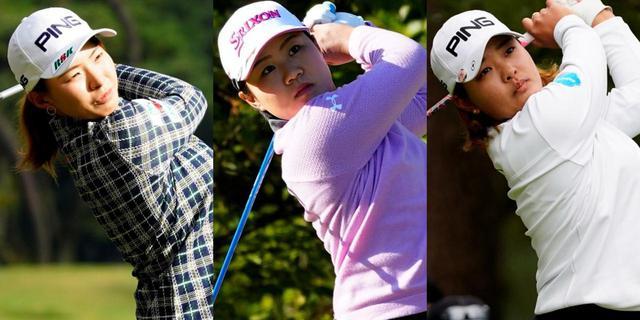 画像: 渋野日向子(左)、畑岡奈紗(中)、鈴木愛(右)が、東京オリンピックの代表圏内にいたが……